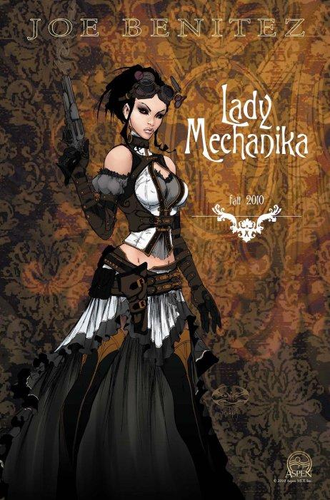 Lady_Mechanika_Ad_by_joebenitez