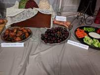 Game of Thrones party snacks