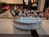 Game of Thrones Ned Stark Cake Pops