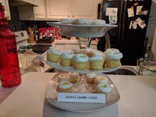 Game of Throne's Sansa's Lemon Cakes
