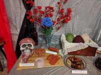 Game of Thrones party food and decor