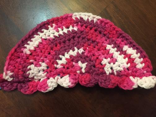 Cupcake Pink Top