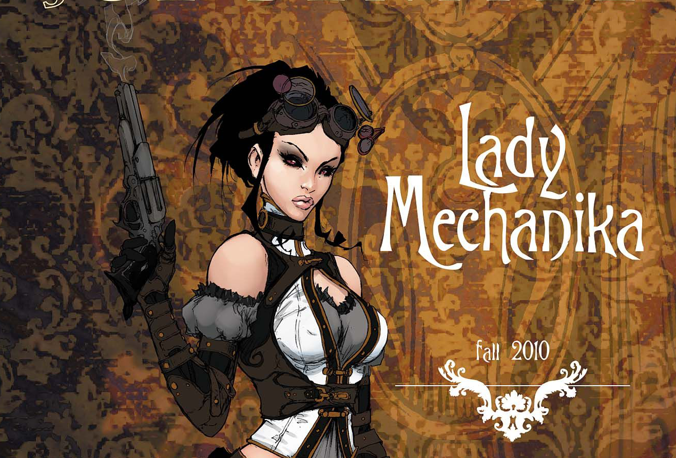 lady mechanika featured